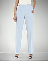 Straight Leg Trousers Length 29in