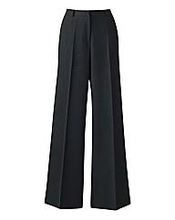 Wide Leg Trousers Length 31in