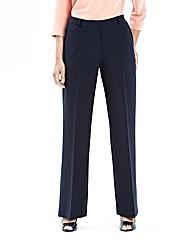 Wide Leg Trousers Length 27in