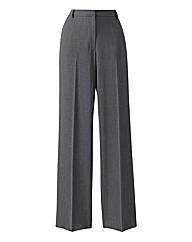 Straight Leg Trousers Length 27in
