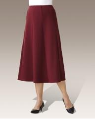 Panelled Tailored Skirt Length 29in