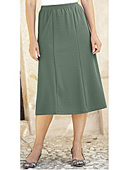Slimma Pull On Skirt Length 28in