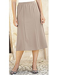 Slimma Pull On Skirt Length 26in