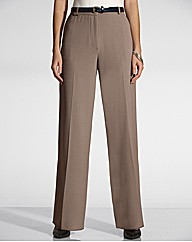 Wide Leg Trousers Length 31in