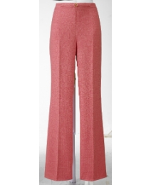 Trouser With Waist Detail Length 29in