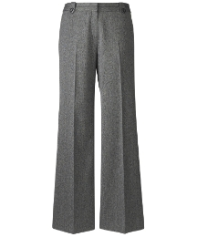 Wide Leg Trousers Length 32in