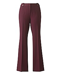 Mix & Match Bootcut Trousers Length 29in