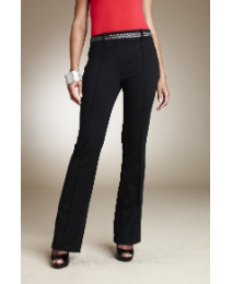 Ponte Roma Bootcut Trousers Length 30in