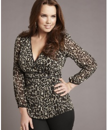 Simply Voluptuous Blouse - Cup Size H-K