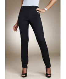 Simply WOW Slim Leg Trousers Length 32in