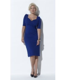 Simply Voluptuous Dress - Cup Size H-K