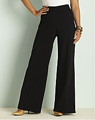 Palazzo Trousers Short Length 28in