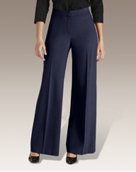 Palazzo Trousers Length 33in