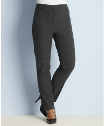 Truly WOW Slim Leg Trousers Length 32in