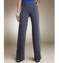Wideleg Ponte Trousers Length 33in