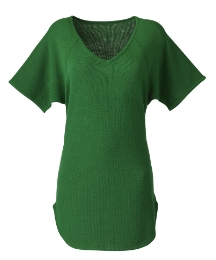 Deep V Jumper Tunic