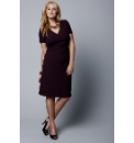 MAGISCULPT Ruched Panel Dress