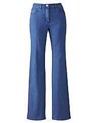Fit Your Thigh Jeans 28in Regular Fit