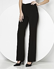 MAGISCULPT Bootcut Trousers Length 31in