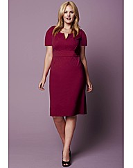 Glamorosa Jersey Dress Voluptuous Fit
