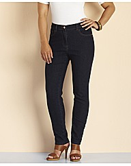 Fit Your Calf Jeans 28in Regular Fit