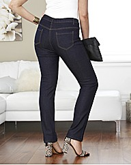 BESPOKEfit Jeans 27in Super Curvy Calf