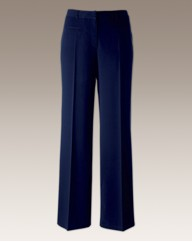 Wide Leg Trousers Length 27in