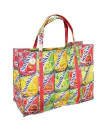 Rubbish Bags Juice Tote Shopper