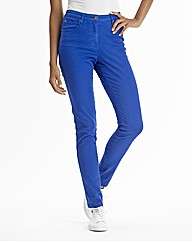 Petite Coloured Skinny Jeans