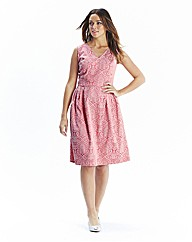 Prom Jacquard Dress
