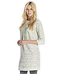 Boucle Knitted Tunic