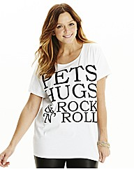 Logo Jersey T Shirt