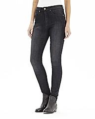 Rita Super Skinny High Waist Jeans - Reg