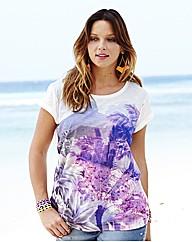 Copacabana Print T Shirt