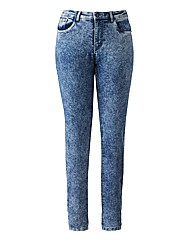 Chloe Super Stretch Skinny Jeans - Reg