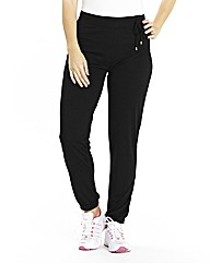 Body Star Yoga Cuffed Pants