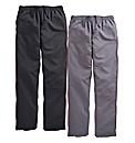 JCM Sports Pk 2 Pants 33in