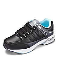 Ladies Air Bubble Trainers EEE Fit
