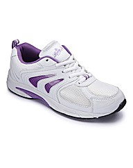 Ladies Sports Trainers EEE Fit