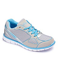Ladies Lightweight Trainers EEE Fit