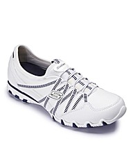 Skechers Bikers Dream Trainers EEE Fit