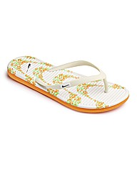 Ladies Nike Solar Soft Flip Flops
