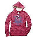 Ladies Joe Browns Hooded Top Regular