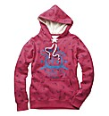 Ladies JB Hooded Top Long