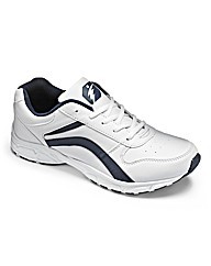 JCM Sports Mens Lace Trainer