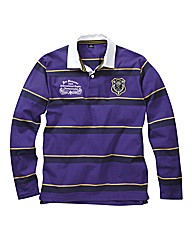 Joe Browns Long Sleeve Polo Reg