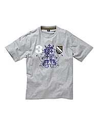 Joe Browns Crew Neck Tee Reg