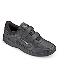 Gola Velcro Trainers Extra Wide Fit