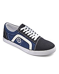 Loyalty and Faith Canvas Shoe Wide