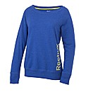 REEBOK CREW NECK SWEATER